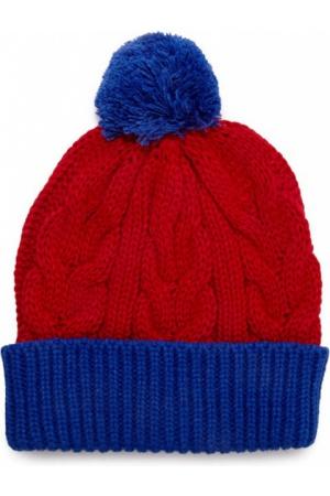 Complementos-de-hombre-21-men-Colorblocked-Mixed-Knit-Beanie