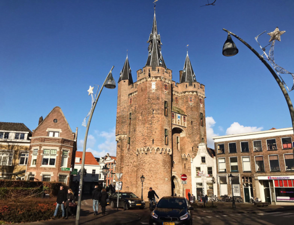 Een dag in Zwolle The Daily Dutchy