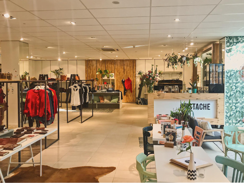 Pistache Mixstore Zwolle – Weeshuisstraat 1 -3 | By The Daily Dutchy
