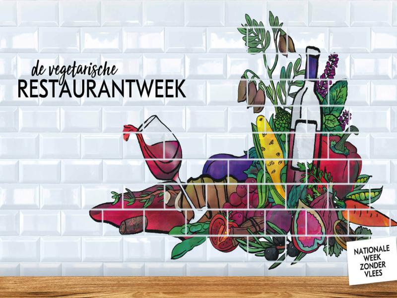 De Vegetarische Vleesweek header The Daily Dutchy