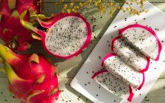 pitahaya vrucht