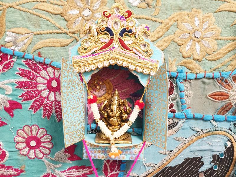 olifanten buddha