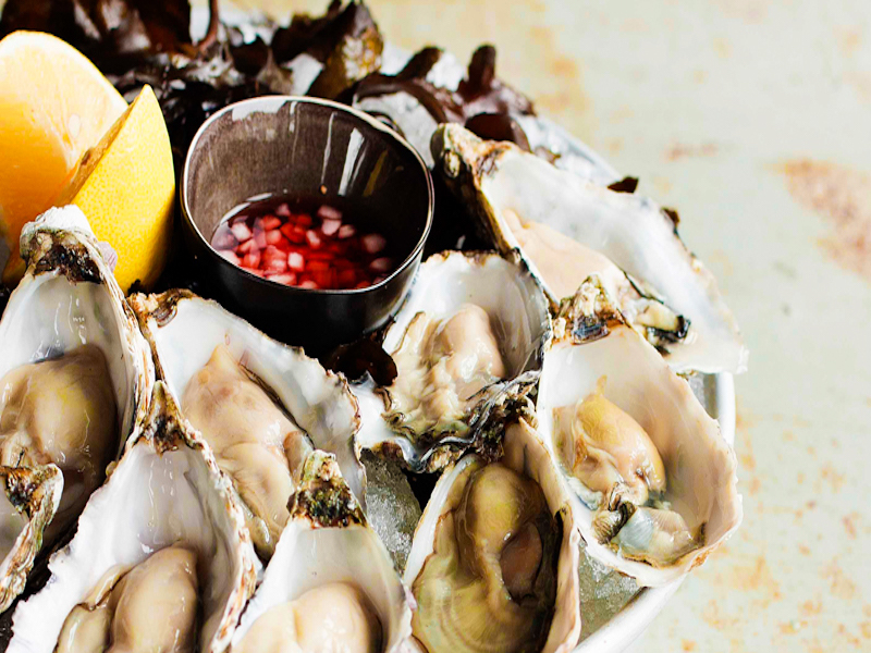 International Oyster Day In de Agenda The Daily Dutchy De Dagvisser