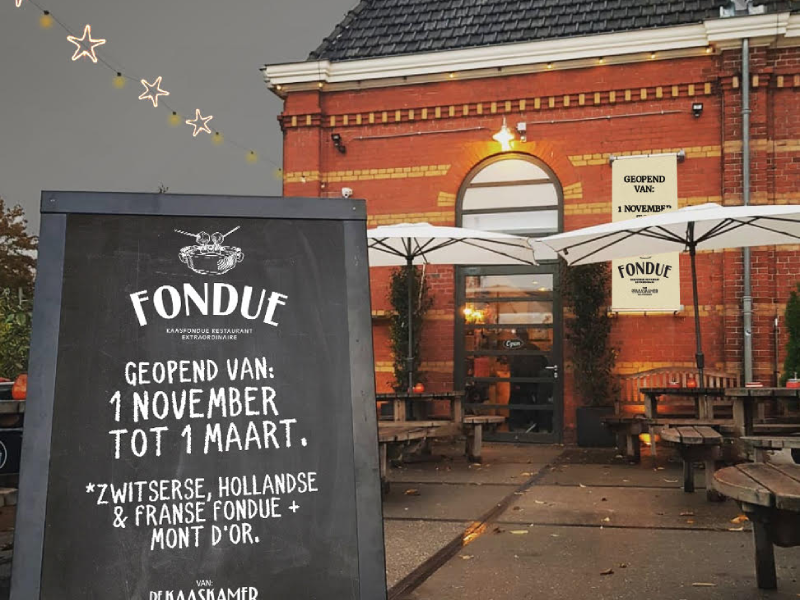 The Daily Dutchy pop-up FONDUE